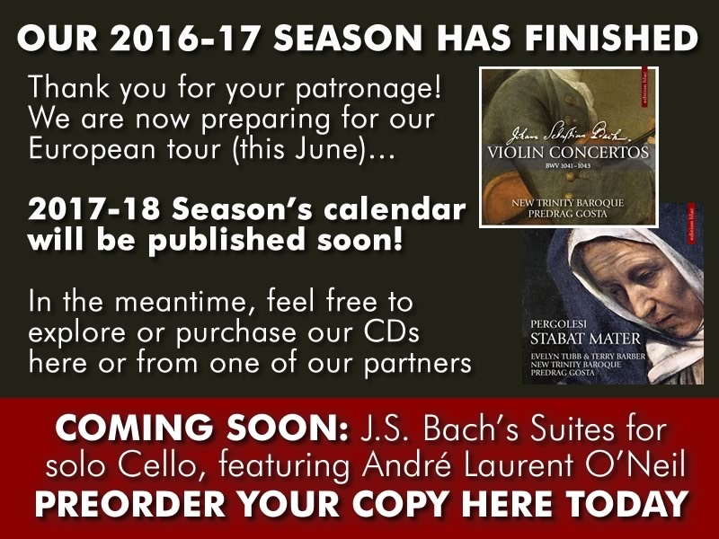 Get our CDs today!